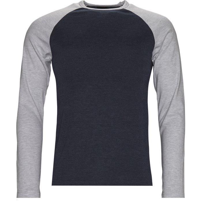 Robaix - T-shirts - Regular - Blå